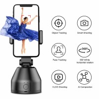 360  Degree  Rotation Auto Face Object Tracking Gimble Smart Shooting Camera Phone Mount with APP