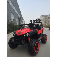 Two Seaters 4×4 Off-Road 12 V  Ride On Jeep with 2.4G Remote