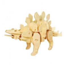 Robotime DinoBots D440S Power on/off Control Stegosaurus