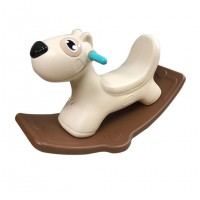 Children's Rocking Horse Toy Balance Rocking Horse Cartoon Dog