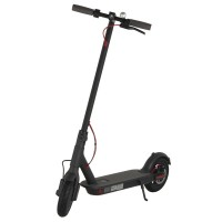 Electric Scooter, 18.6 Miles Long-Range Battery, Up to 15.5 MPH, Easy Fold-n-Carry Design, Ultra-Lightweight Adult Electric Scooter With APP