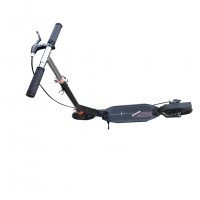 Adjustable Aluminium Kick Scooter Portable Ultra-Lightweight for Adult Youth-City Model