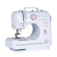 Mini Multifuncational Household Sewing Machine Portable 12-Stitch Knitting Machine