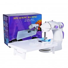 Toytexx Mini Sewing Machine with Extension Table