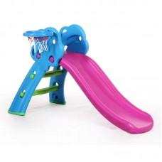 Kids 3 in 1 Foldable Safe Slide Set