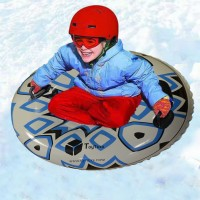 Toytexx High Quality Winter Snow Tube-The Ultimate Sled and Toboggan