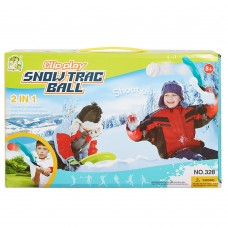 Snow Trac-Ball Outdoor Sports Game Snowball Launcher - 328