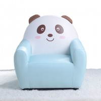 Kids Children Cute Panda Cartoon Reading Chair Sofa