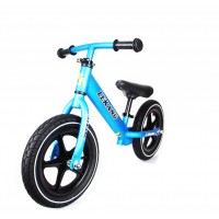 Toytexx Children Kids Training Balance Bike, Adjustable Seat Aluminum Alloy Frame with Air Tires