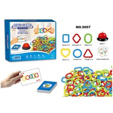 Ring Game Family Board Game 2-4 Players - 5057