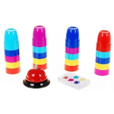 Speed Cups Family Board Game 2-4 Players - 5052