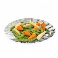 Stainless Steel Vegetable Steamer Basket Insert