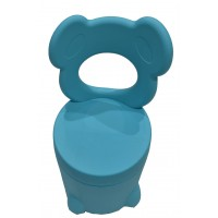 Toytexx Children Home Learning Plastic Chair Stool with Built-in Storage
