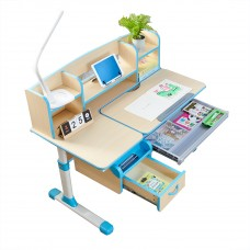 Children Multi Function Height Adjustable Ergonomic Study Desk