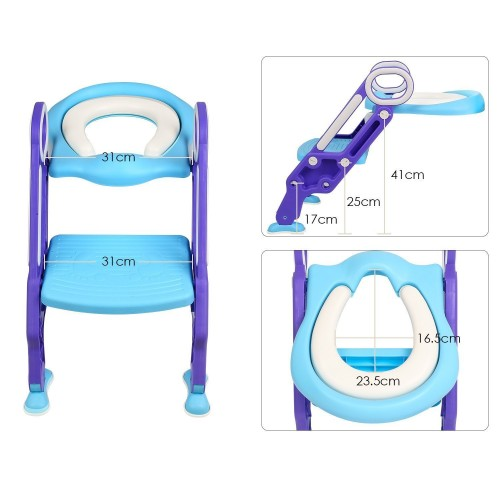Brilliant Toytexx Potty Toilet Seat Adjustable Baby Toddler Kid Toilet Gamerscity Chair Design For Home Gamerscityorg