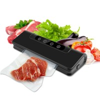Toytexx Compact Vacuum Sealer Machine, Automatic Vacuum Air Sealing Machine System for Food Packing, Preservation and Storage Safety - ZK-03