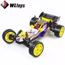 WL toys L959-A 1:12 2WD electric Off- road RC car Crazy Car Toy
