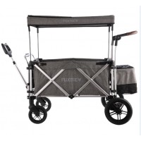 Fuxtec Foldable Luxury Multi-Function Wagon Handcart