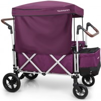 Bebepram S7 Foldable Luxury Multi-Function Wagon