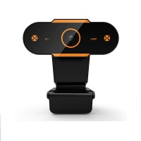 1080P HD Webcam Web Camera Built-in Microphone Auto Focus 90 Degree Angle Of View for Windows, Mac OSX
