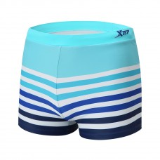 XTEP Boys Junior Jammer Swimsuit Swimming Compression Shorts Trunks - 1202
