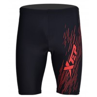 XTEP Men's Compression Tight Jammer Swimsuit Swimming Shorts Trunks