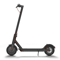 Electric Scooter, 18.6 Miles Long-Range Battery, Up to 15.5 MPH, Easy Fold-n-Carry Design, Ultra-Lightweight Adult Electric Scooter