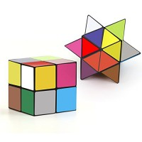 3D Magic CubeTransforming Geometric Puzzle